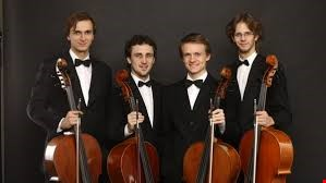 Praque Cello Quartet
